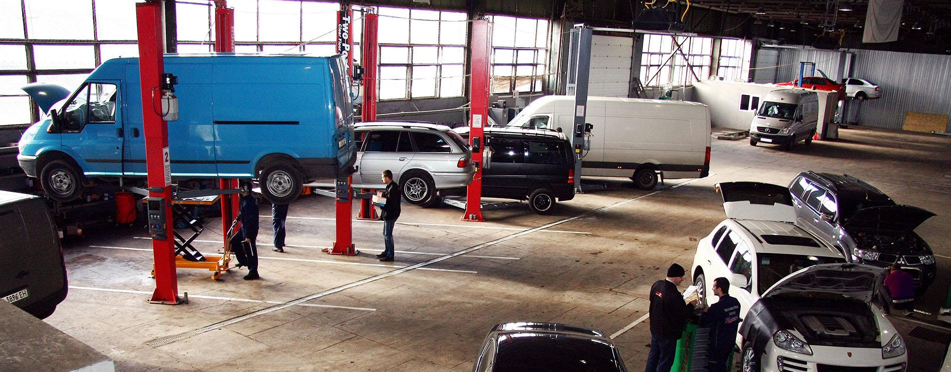 СТО truckmotors