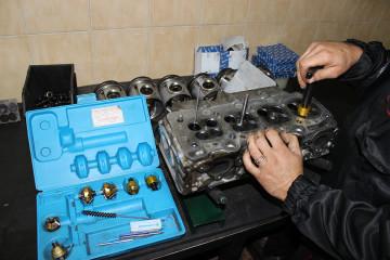 Как ремонтируется дизельный ДВС на X Motors